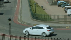The Mound, Edinburgh Stock Footage