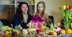 Surprise Birthday 4K - stock footage