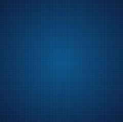 Grid on a blue background. Eps 10. - stock illustration