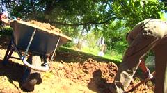 Man working  - stock footage