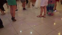 People Dancing 07 Stock Footage