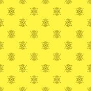 Ornamental Backdrop. Pattern Fill. - stock illustration