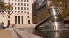 Ohio Supreme Court Stock Footage