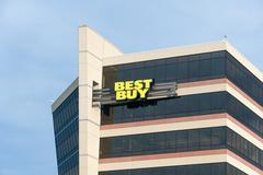 Best Buy Corporate Headquarters Building Stock Photos