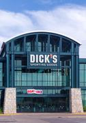 Dick's Sporting Goods Exterior - stock photo