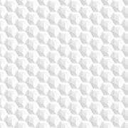 Decorative texture - seamless white shapes Stock Illustration