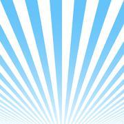 Blue striped summer background. Piirros