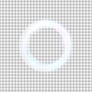 Vector glowing light circle. - stock illustration