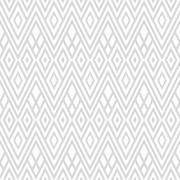 Geometric ornamental pattern - seamless. - stock illustration