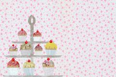 Cupcakes Stock Photos