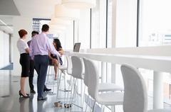 Informal business meeting Kuvituskuvat