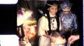 Happy Kids Trick or Treat Children Halloween 1960s Vintage Film Home Movie 9471 Footage