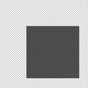 The squares in shades of gray seamless background. Vector Illust - stock illustration