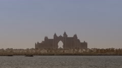 Atlantis the Palm Stock Footage
