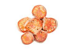 Aegle marmelos or Bael fruit Stock Photos