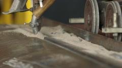 Industrial Metal Welding Stock Footage