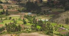 Landschaft-Peru-2015-Leymebamba-Cajamarca-03.mp4 Stock Footage