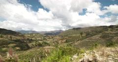 Landschaft-Peru-2015-Leymebamba-Cajamarca-01.mp4 Stock Footage