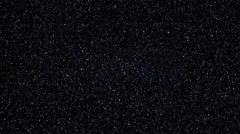 Loopable: Dense Star Field / Deep Space / Stars Background Stock Footage