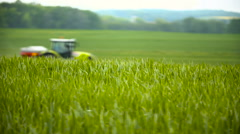 Farming. Agriculture background Stock Footage