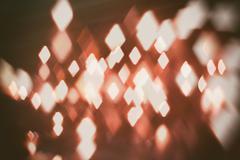 Luminous rhombus Stock Photos