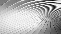 Smooth Waves Background Loop Stock Footage