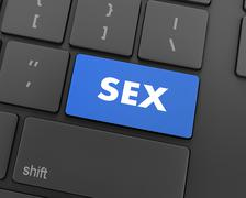 Sex Stock Illustration