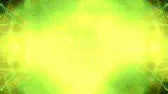 Looping fiction feedback glitch abstract CG - stock footage