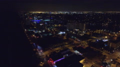 Nights in Fort Lauderdale Stock Footage