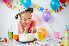 Boring birthday Stock Photos