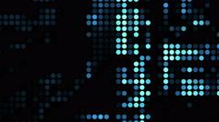 Futuristic technology digital light abstraction - Future Tech 0158 HD, 4K Stock Footage