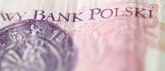 Poland money Stock Photos