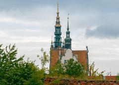 Gdansk. City Hall - stock photo