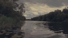 River ( Cinema Tone ) 001 - stock footage