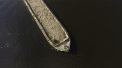 Cargo Ship With Sand Stock Footage