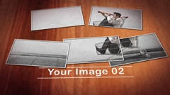 Frame Slideshow - stock after effects