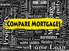 Compare Mortgages Indicating Home Loan And Borrow Piirros