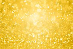 Gold Sparkle Glitter Background Party Invite Stock Photos