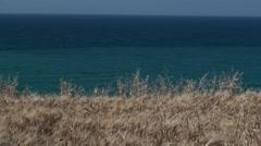 Adriatic coast of Molise - stock footage
