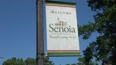 Welcome to Senoia Georgia Stock Footage