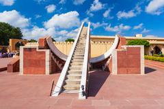 Jantar Mantar, Jaipur - stock photo