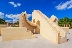 Jantar Mantar, Jaipur - stock photo