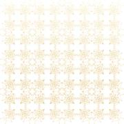 Geometric abstract background. Connected line and dots. Linear golden grid with - stock illustration