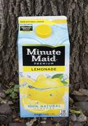 Minute Maid lemonade Stock Photos