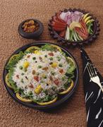 Vegetable pulao Stock Photos
