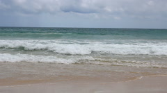 Nai Harn beach,Phuket Thailand. Stock Footage
