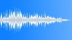 Amp malfunctioning - sound effect