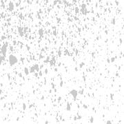 Grainy grunge abstract texture on white background. Vector splatter Stock Illustration
