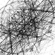Scratch Distress Texture - stock illustration