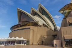 Sydney Opera detail Kuvituskuvat